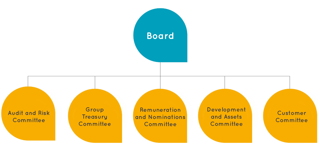 bpha governance structure